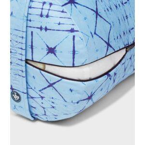 Manduka hengerpárna - Star Dye Clear Blue
