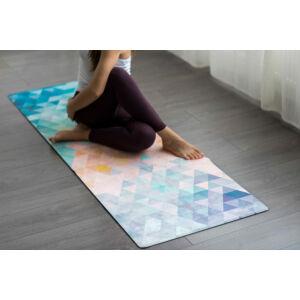 Yoga Design Lab Travel matrac 1 mm Tribeca Flow Türkizkék