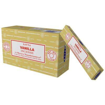 Füstölő -  Satya, Vanilla, Vanília illat