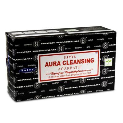 Füstölő - Satya Aura tisztító