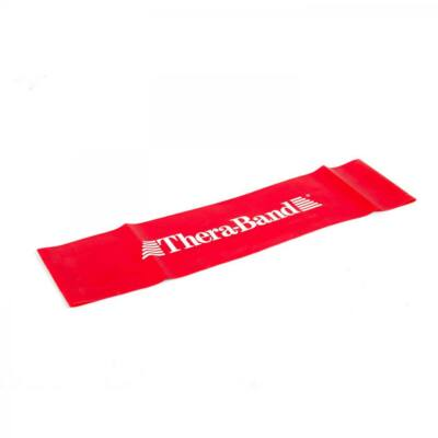 Thera-Band Loop Resistance Bands red/medium strong