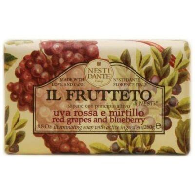 Nesti dante szappan piros szőlő és áfonya 250g