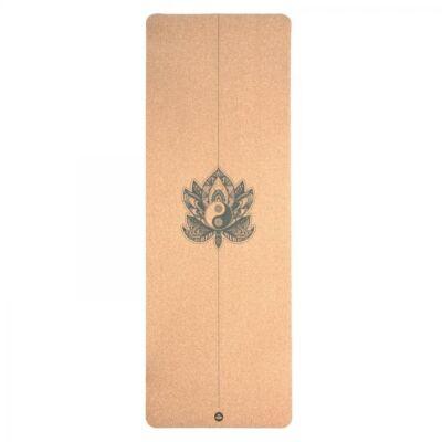 Parafa Jógaszőnyeg -  Yin Yang  - 4 MM - 185x66 CM