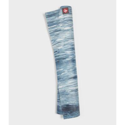 Manduka eKO SuperLite utazó jógamatrac 1,5 MM- ebb marbled - kék