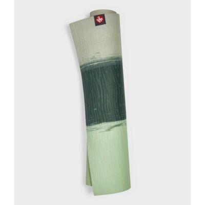 Manduka eko® lite yoga matrac- 4mm - green ash stripe - zöld