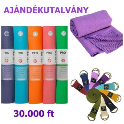 Ajándékutalvány a Webshopba: 30.000 Ft