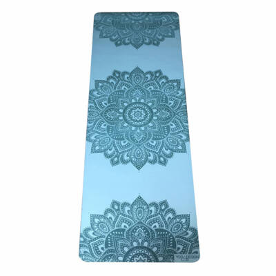 Yoga Design Lab Infinity matrac Mandala Aqua - 5 MM
