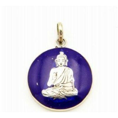 Kör Alakú Lápisz Medál Buddhával