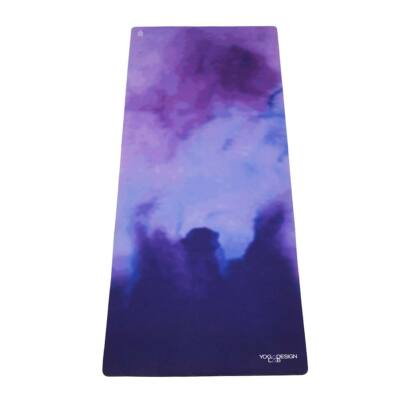 Yoga Design Lab Travel matrac 1 mm Dreamscape, Lila