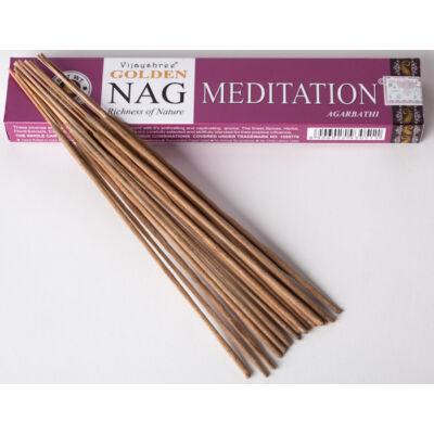 FÜSTÖLŐ - Golden Nag Meditation