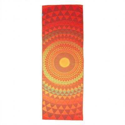 """Bodhi törölköző Grip 2 - """"Orange Orbit"""""""
