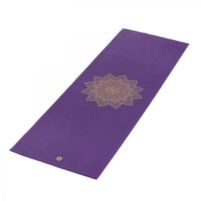 Yoga matrac RISHIKESH Premium 60  purple/Lila