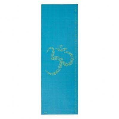 Bodhi Leela 4mm jógamatrac - OMmal és mantrával