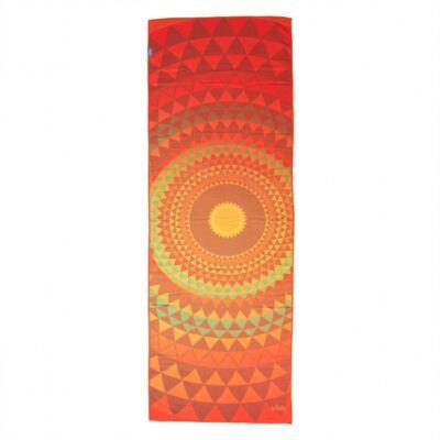 """Bodhi törölköző """"Orange Orbit"""""""