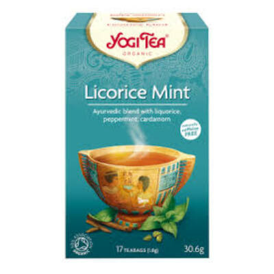 Yogi tea - Licorice Mint