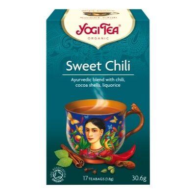 Yogi tea - Sweet Chili - Édes Csili Tea