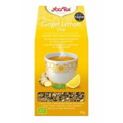 Yogi Tea - Ginger Lemon (szálas)