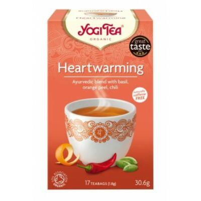 Yogi Tea - Heartwarming - Életöröm tea
