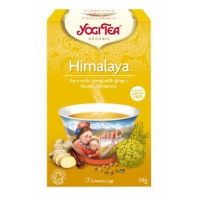 Yogi Tea - Himalaya - Himalája tea