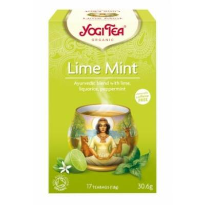 Yogi Tea - Lime Mint