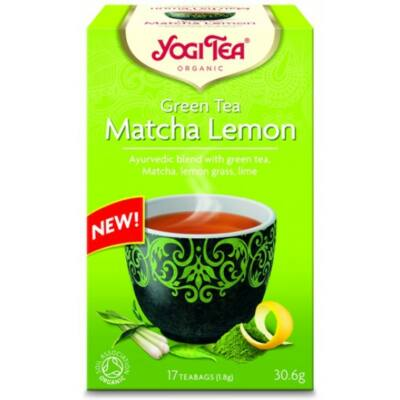 Yogi Tea - Matcha Lemon