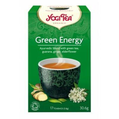 Yogi Tea - Green Energy - Zöld energia tea