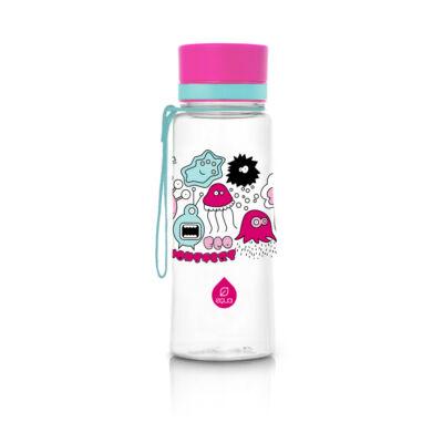 EQUA BPA mentes kulacs-szörnyecskék 600 ml