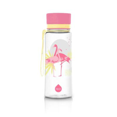 EQUA BPA mentes kulacs-flamingó - 600 ml