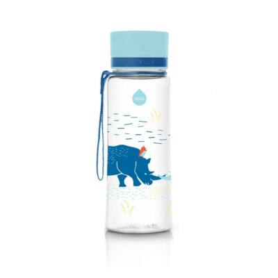 EQUA BPA mentes kulacs-rinocérosz, 400 ml