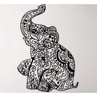 Falmatrica - Elefánt 81x56 cm