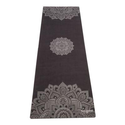 Yoga Design Lab Travel matrac 1mm Mandala Black