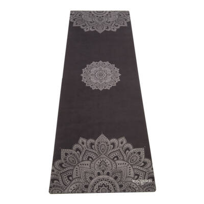Yoga Design Lab Travel matrac 1mm Mandala Black, fekete