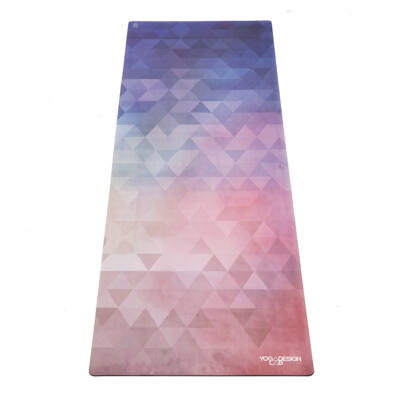 Yoga Design Lab Travel matrac 1mm Tribeca Love