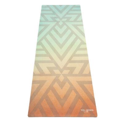 Yoga Design Lab Travel mat Popcicle Maze