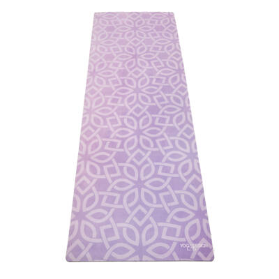 Yoga Design Lab Combo matrac Floral Flow