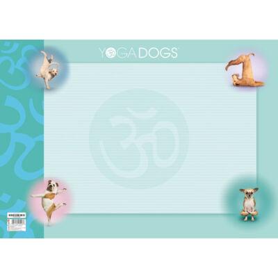 Yoga Dogs Asztali könyöklő