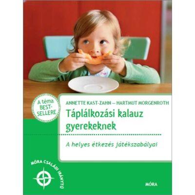 Táplálkozási kalauz gyerekeknek