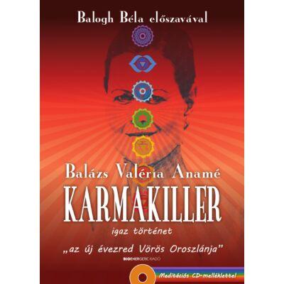 Karmakiller-Ajándék meditációs CD-melléklet