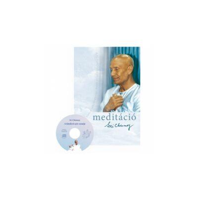 Meditáció CD melléklettel