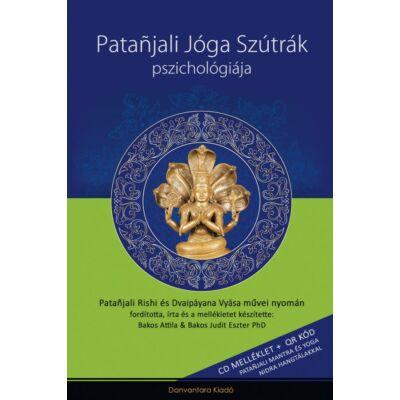 Patanjali Jóga Szútrák Pszichológiája + CD melléklet