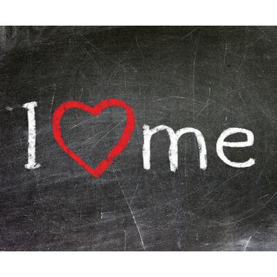 Hűtőmágnes - I love Me