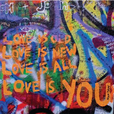 Hűtőmágnes - Love is You