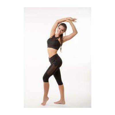 Fishbone fitness top